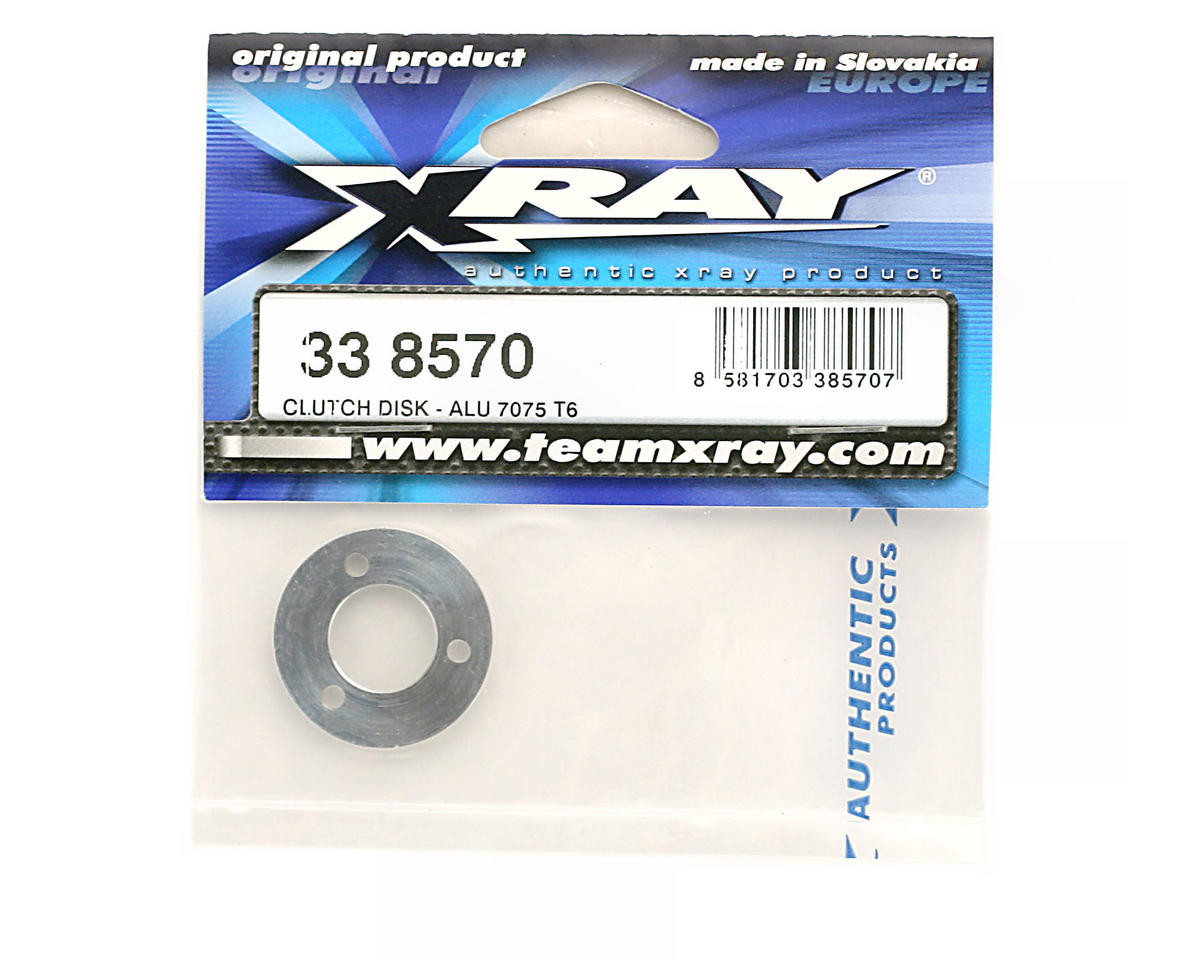 XRAY Clutch Disk Aluminum 7075 T6 (NT1)