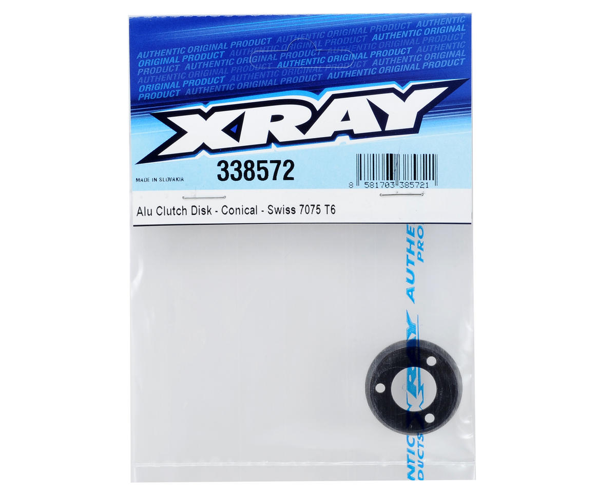 XRAY Aluminum Conical Clutch Disk