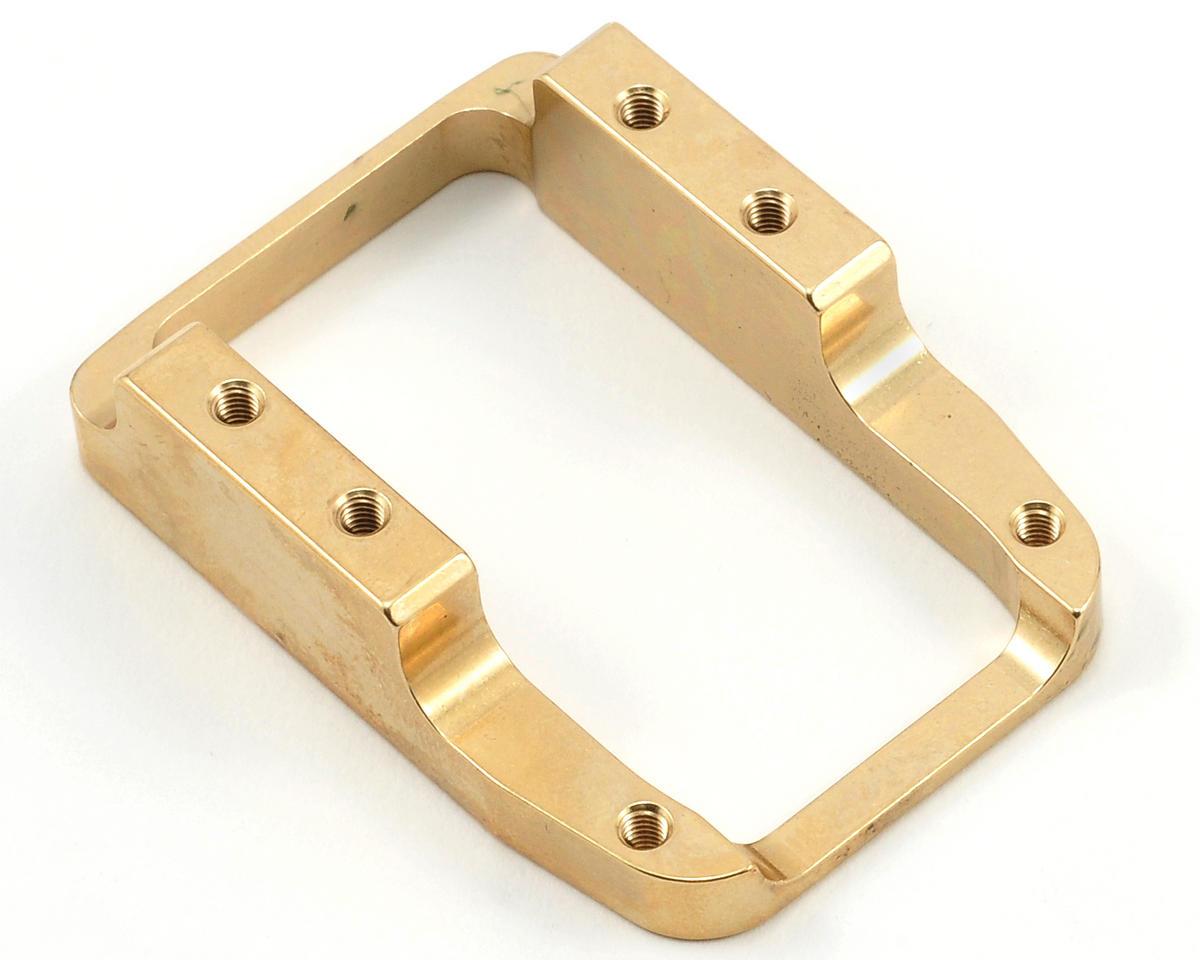 XRAY Brass 1 Piece Monoblock Engine Mount