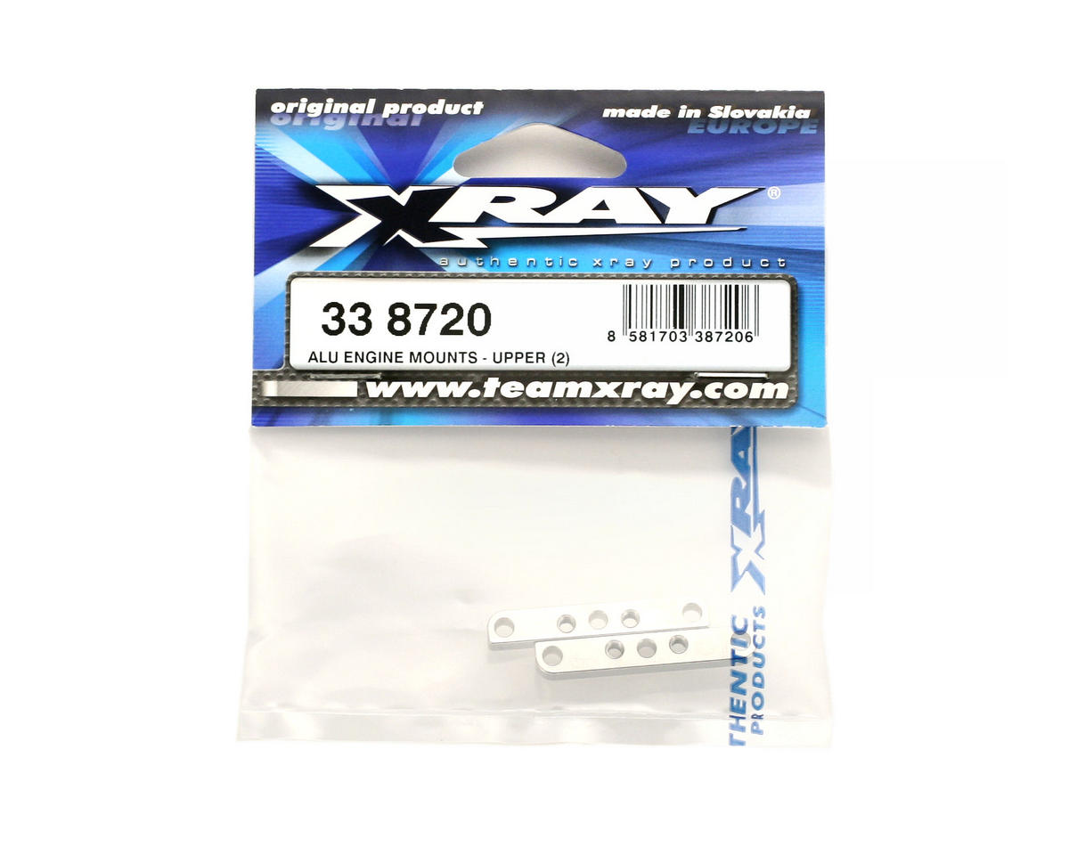 XRAY Aluminum Stand For Engine Mount (NT1) (2)