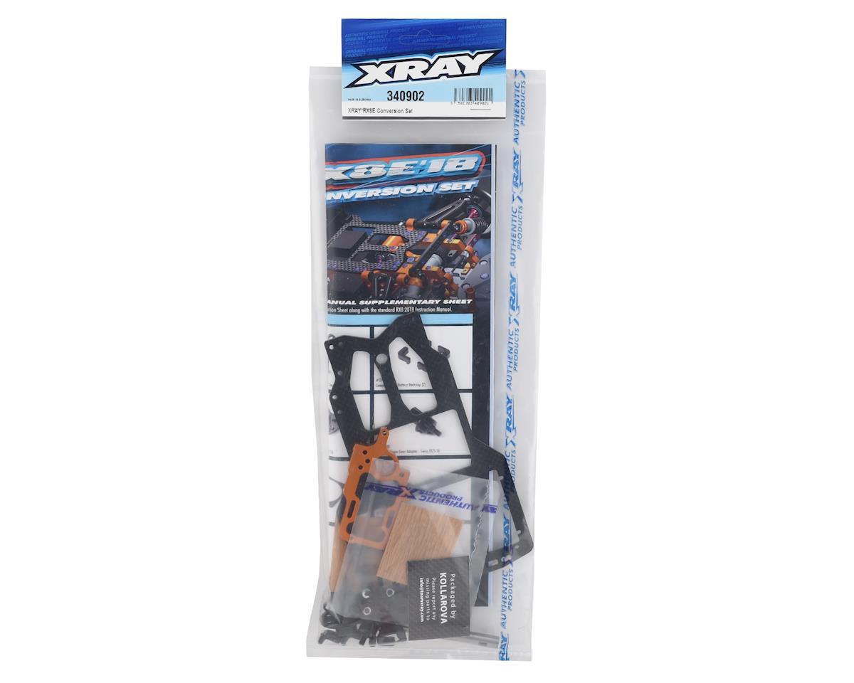 XRAY RX8E Conversion Set