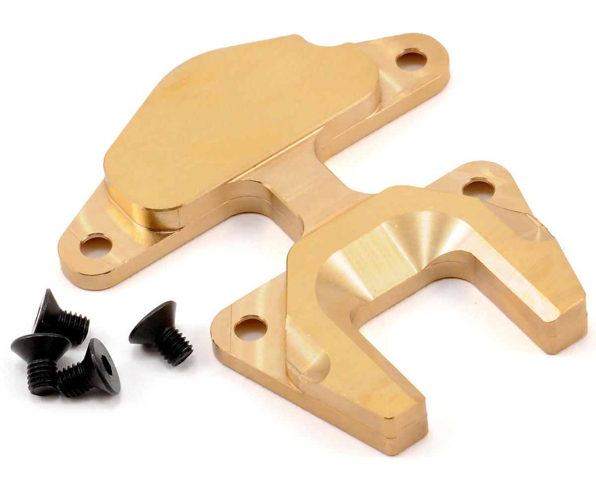 XRAY Brass Rear Chassis Weight (40g)
