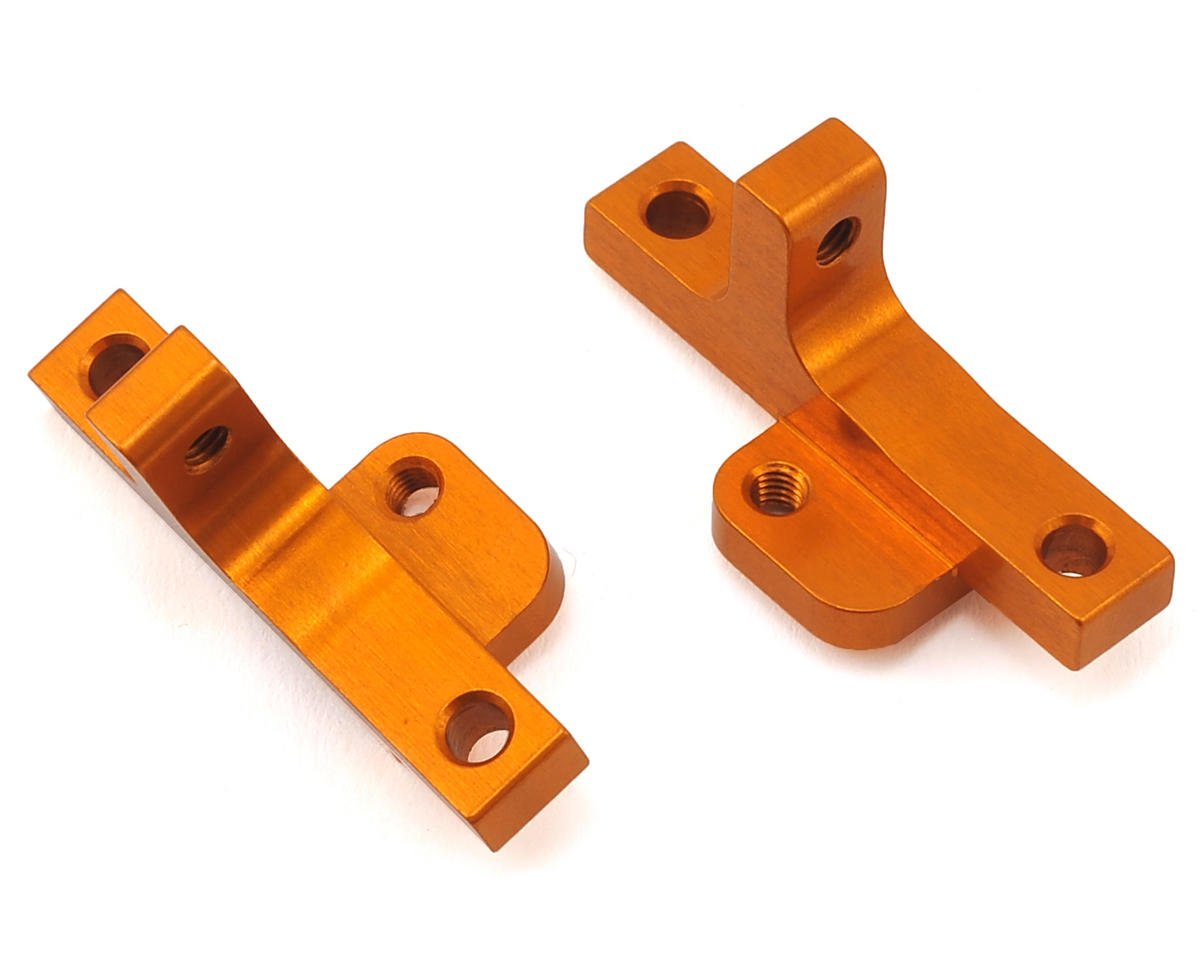 XRAY Aluminum Front Upper Clamp Set