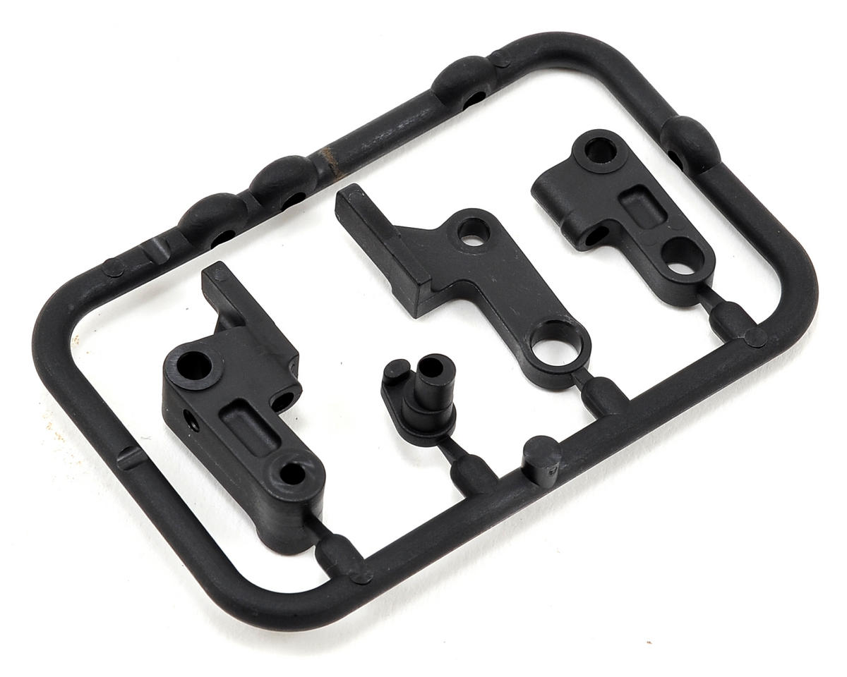 XRAY Composite Front Anti-Roll Bar Holder Set