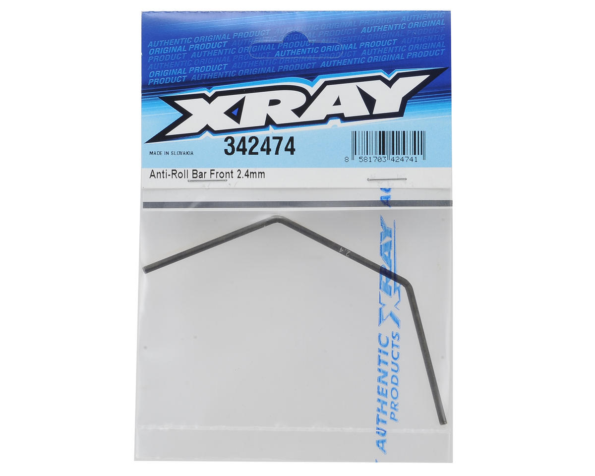 XRAY Front Anti-Roll Bar (2.4mm)