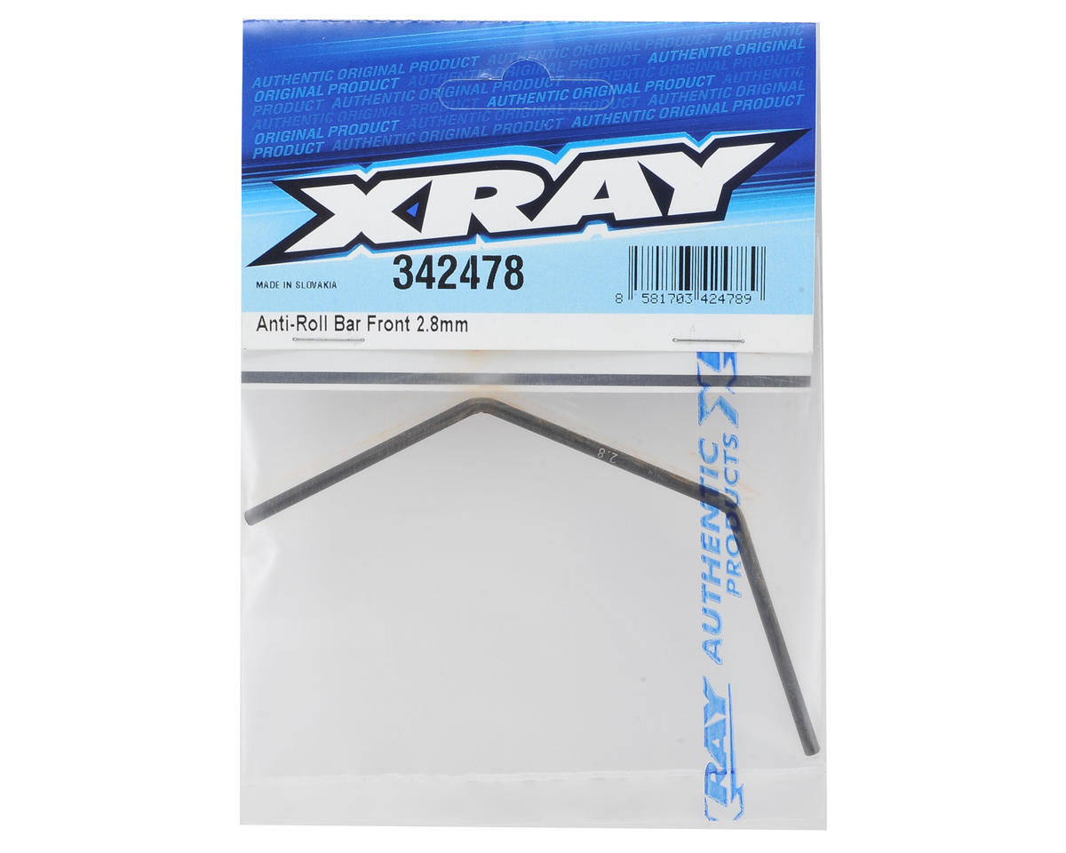 XRAY 2.8mm Front Anti-Roll Bar