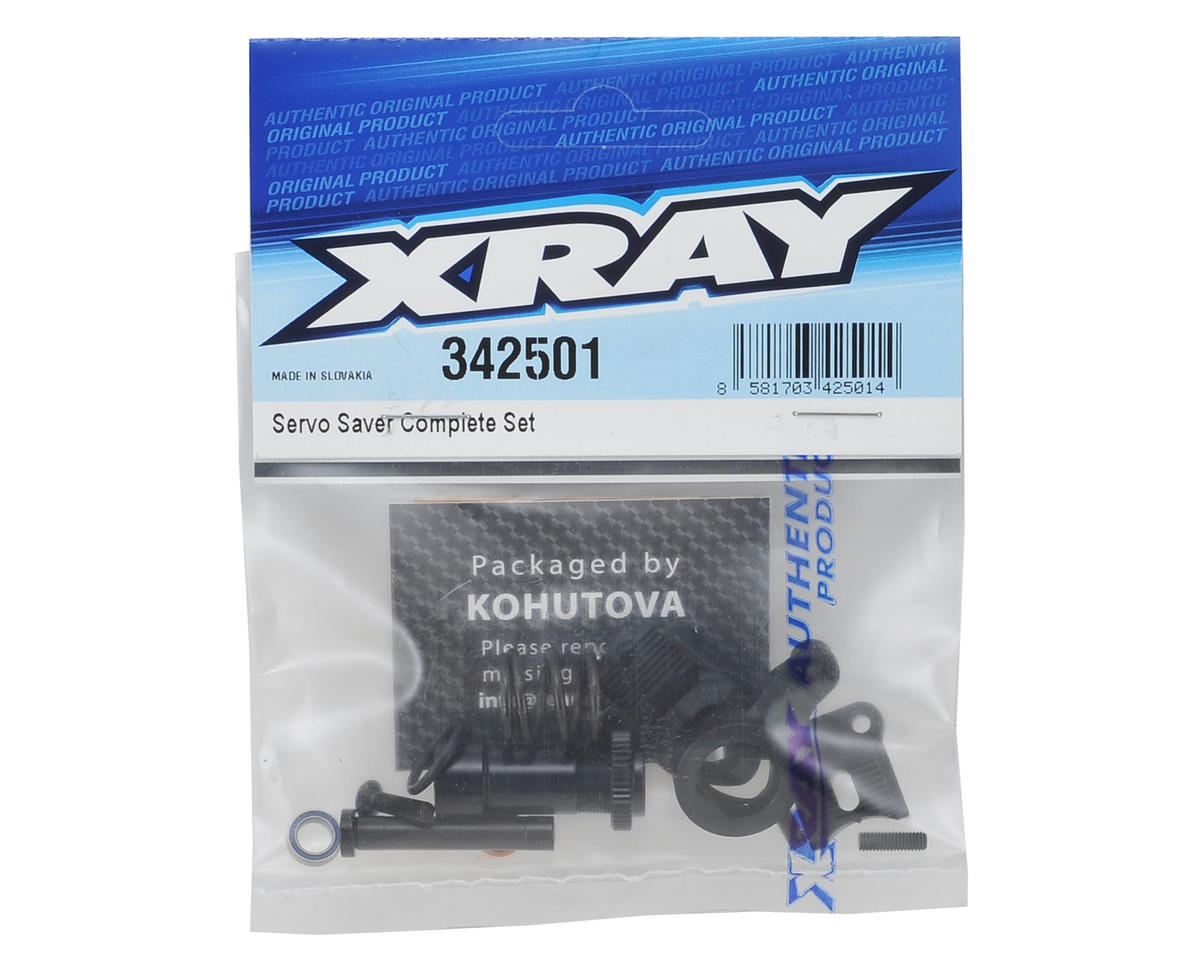 XRAY Servo Saver Set