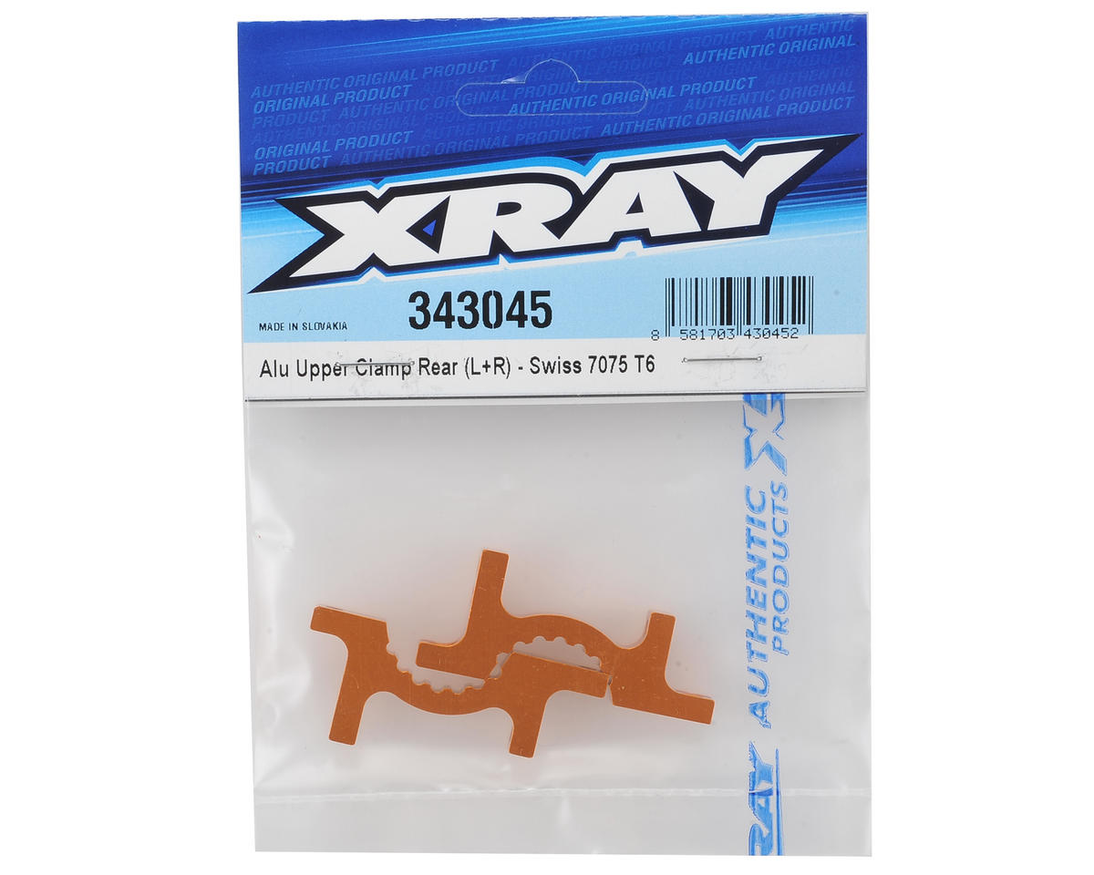 XRAY Aluminum Upper Clamp (Rear)