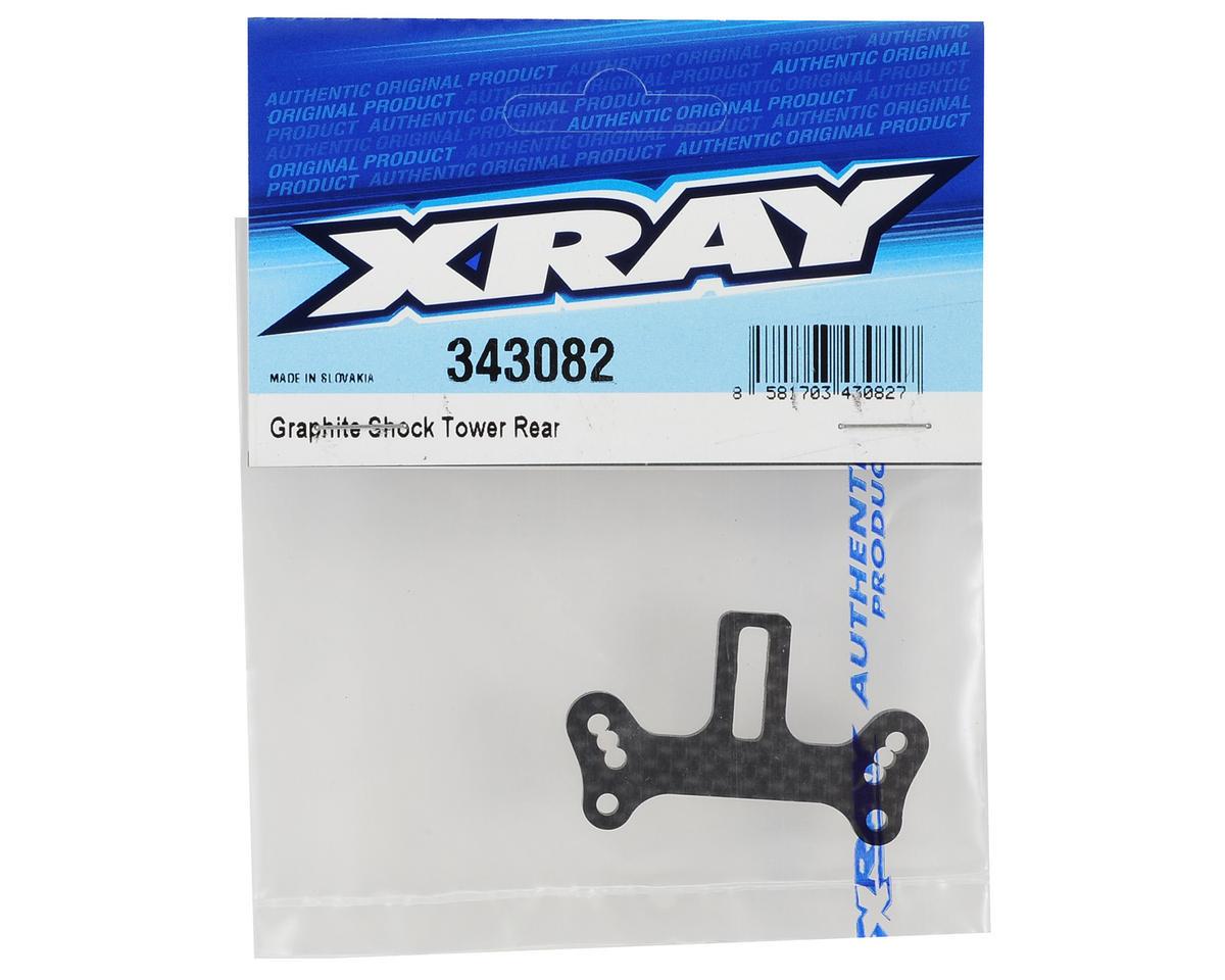 XRAY Graphite Rear Shock Tower