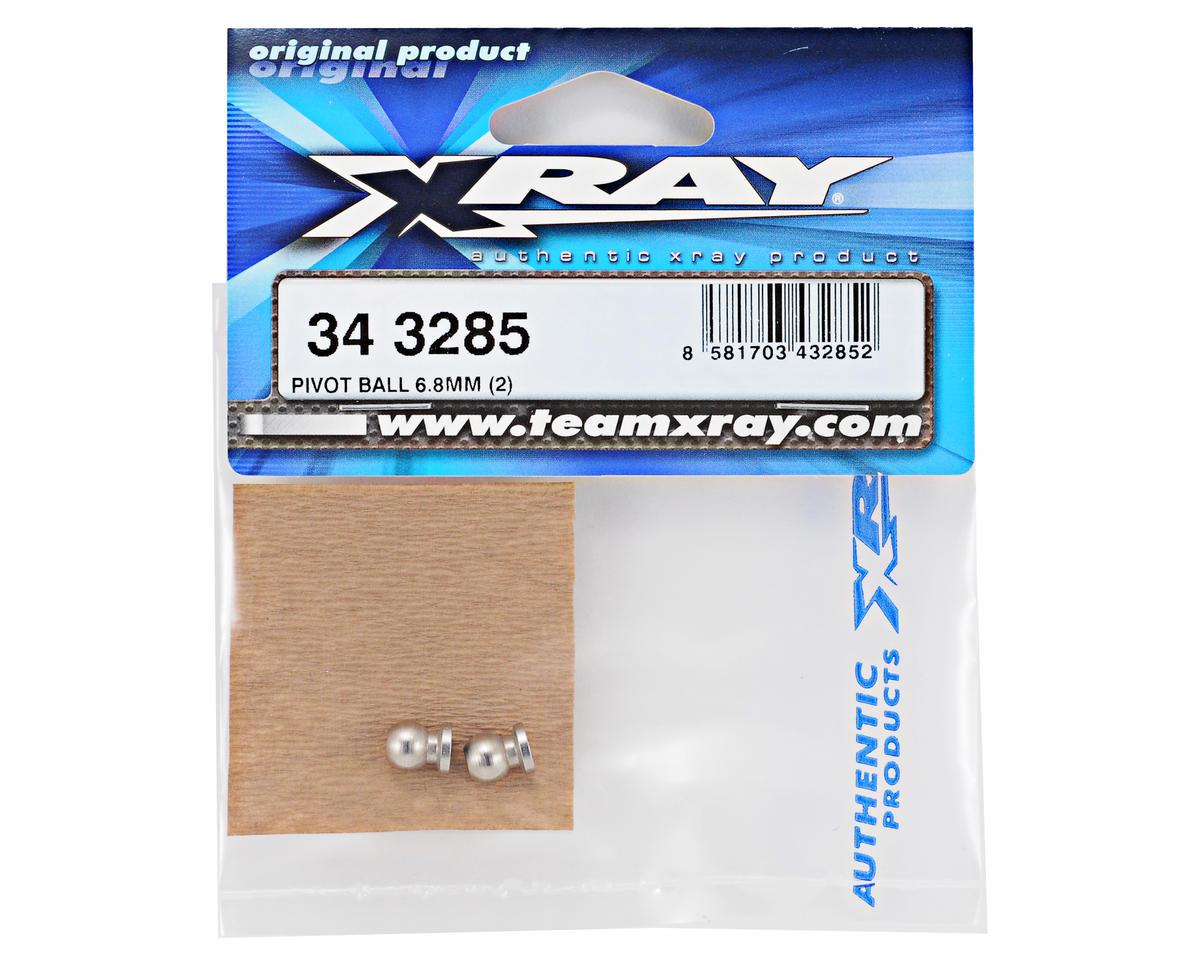 XRAY 6.8mm Pivot Ball Set (2)