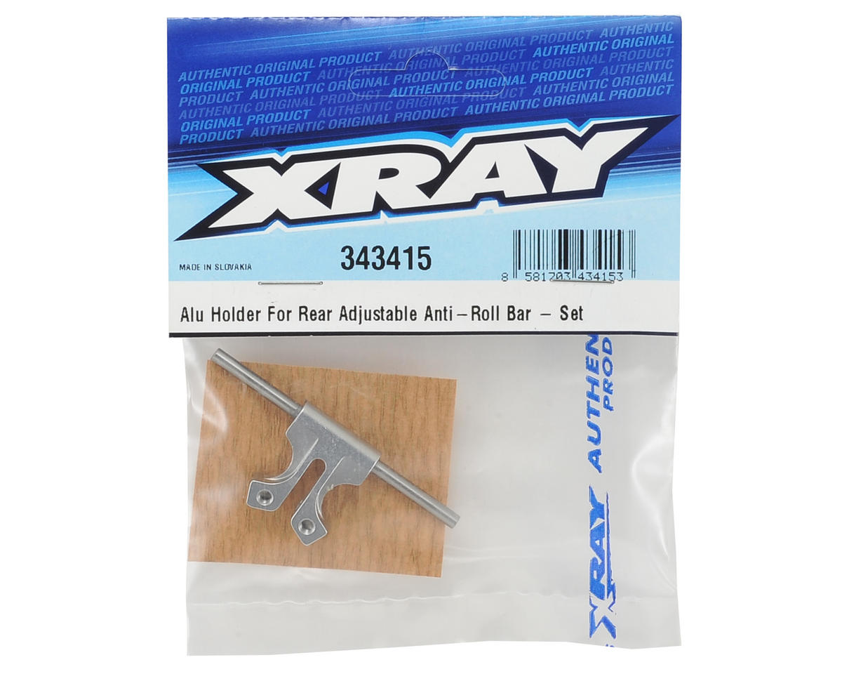 XRAY Aluminum Adjustable Anti-Roll Bar Holder
