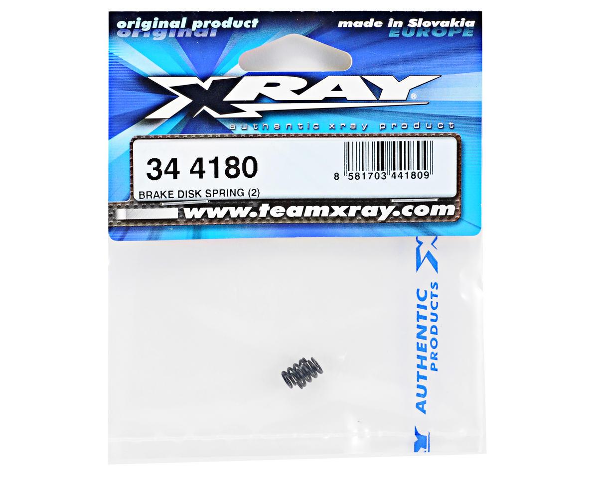 XRAY Brake Disk Spring Set (2)