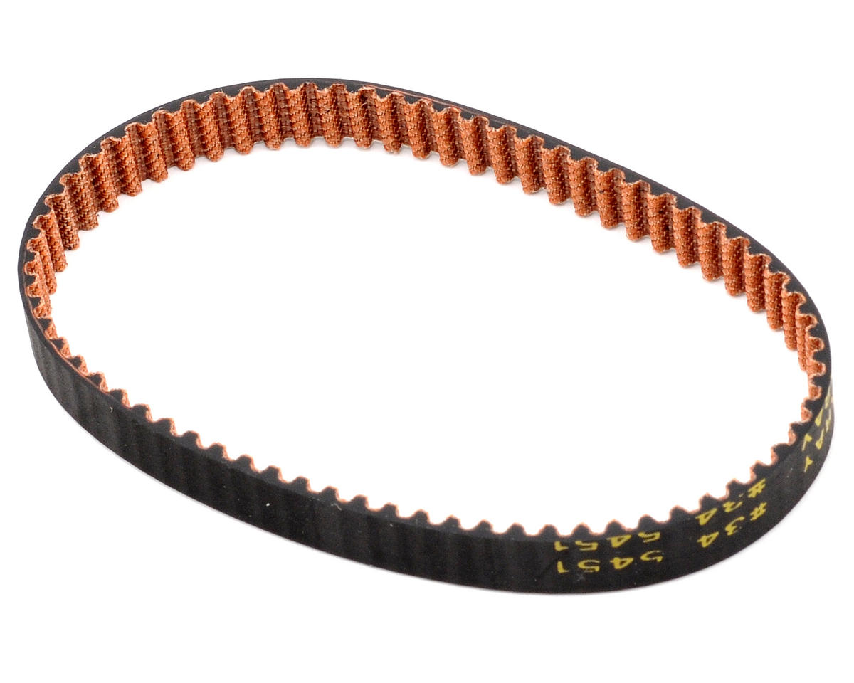 XRAY 8.0x204mm High-Performance Rear Drive Belt (Made with Kevlar)