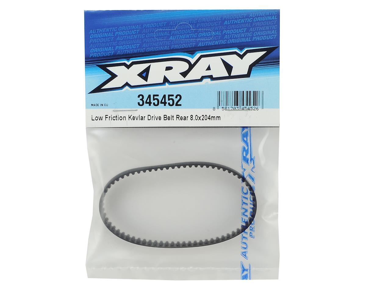 XRAY 8.0x204mm Low Friction Drive Belt Front (Made with Kevlar)