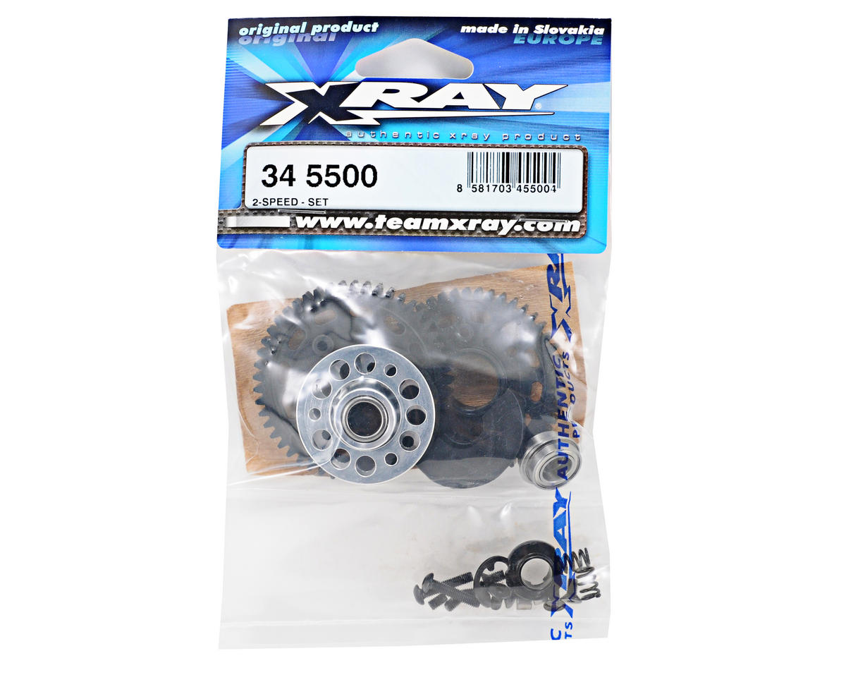 XRAY 2-Speed Set