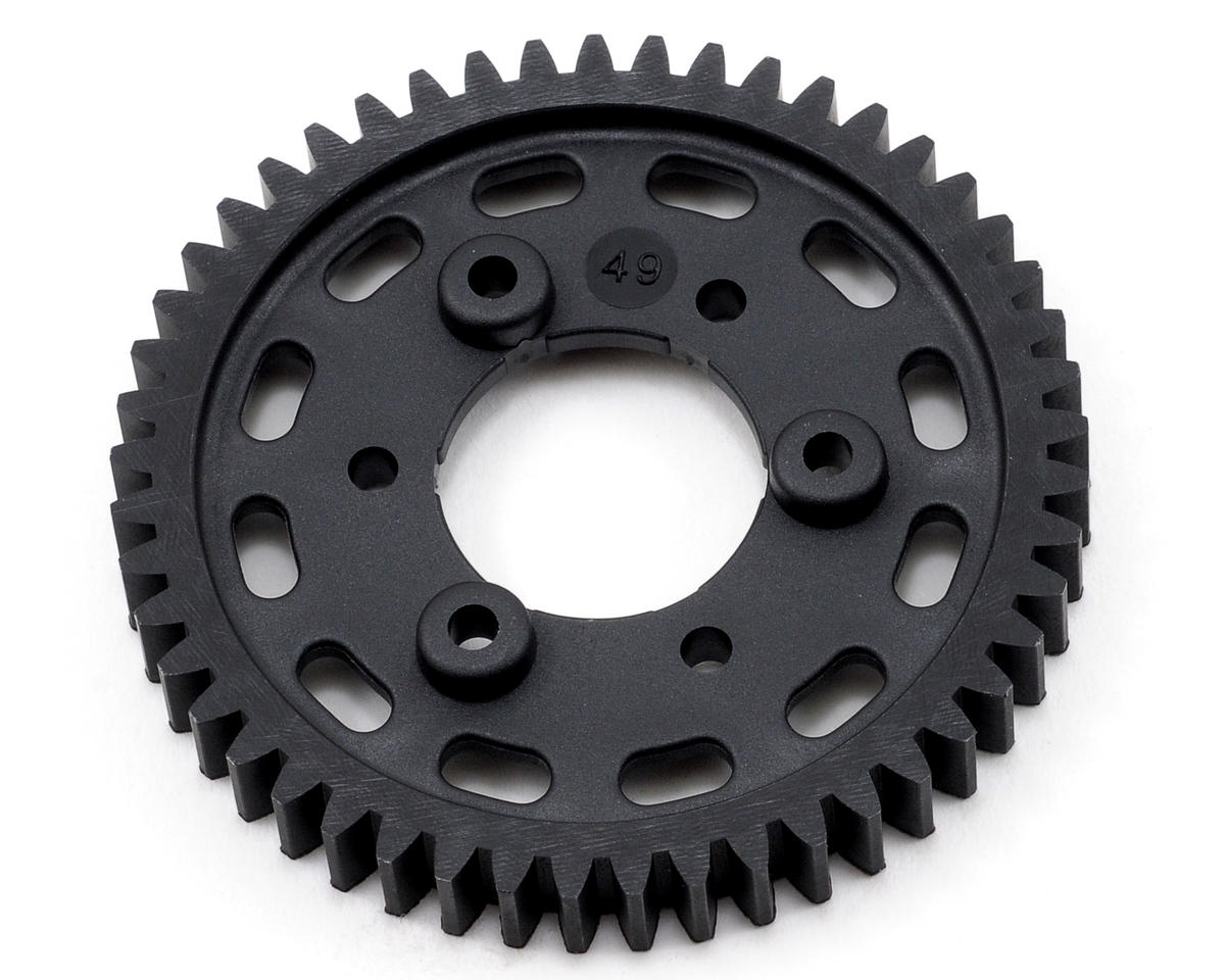 Composite 2-Speed 1st Gear (49T) by XRAY