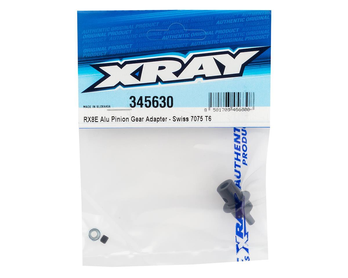 XRAY RX8E Aluminum Pinion Gear Adapter