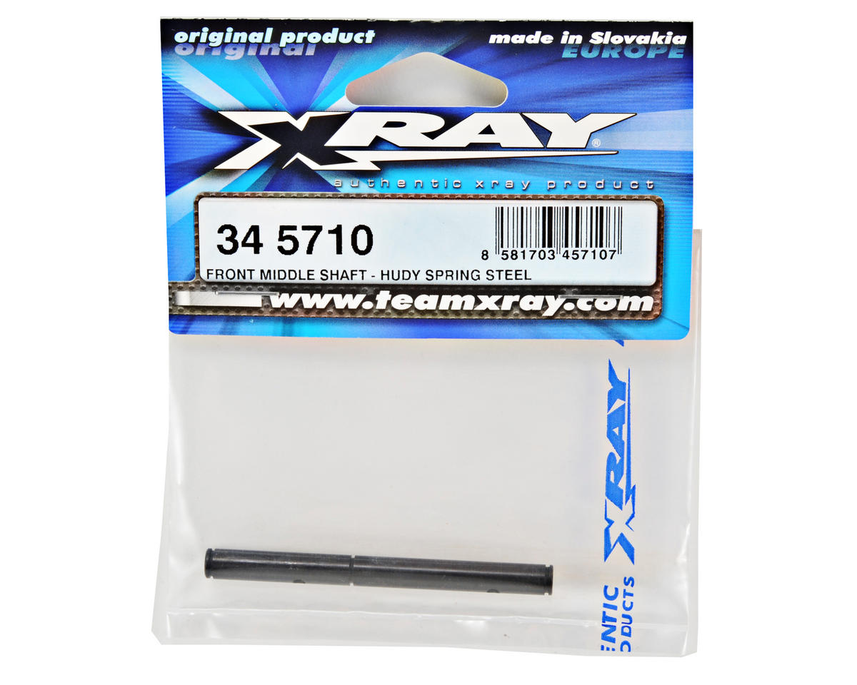 XRAY Front Middle Shaft