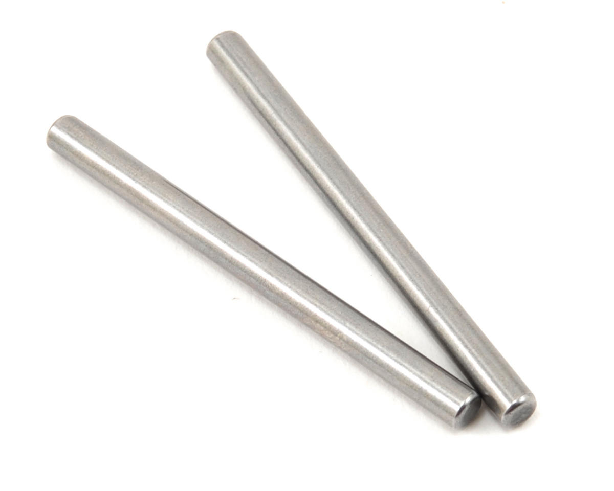 Rear Upper Inner Pivot Pin Set (2) by XRAY