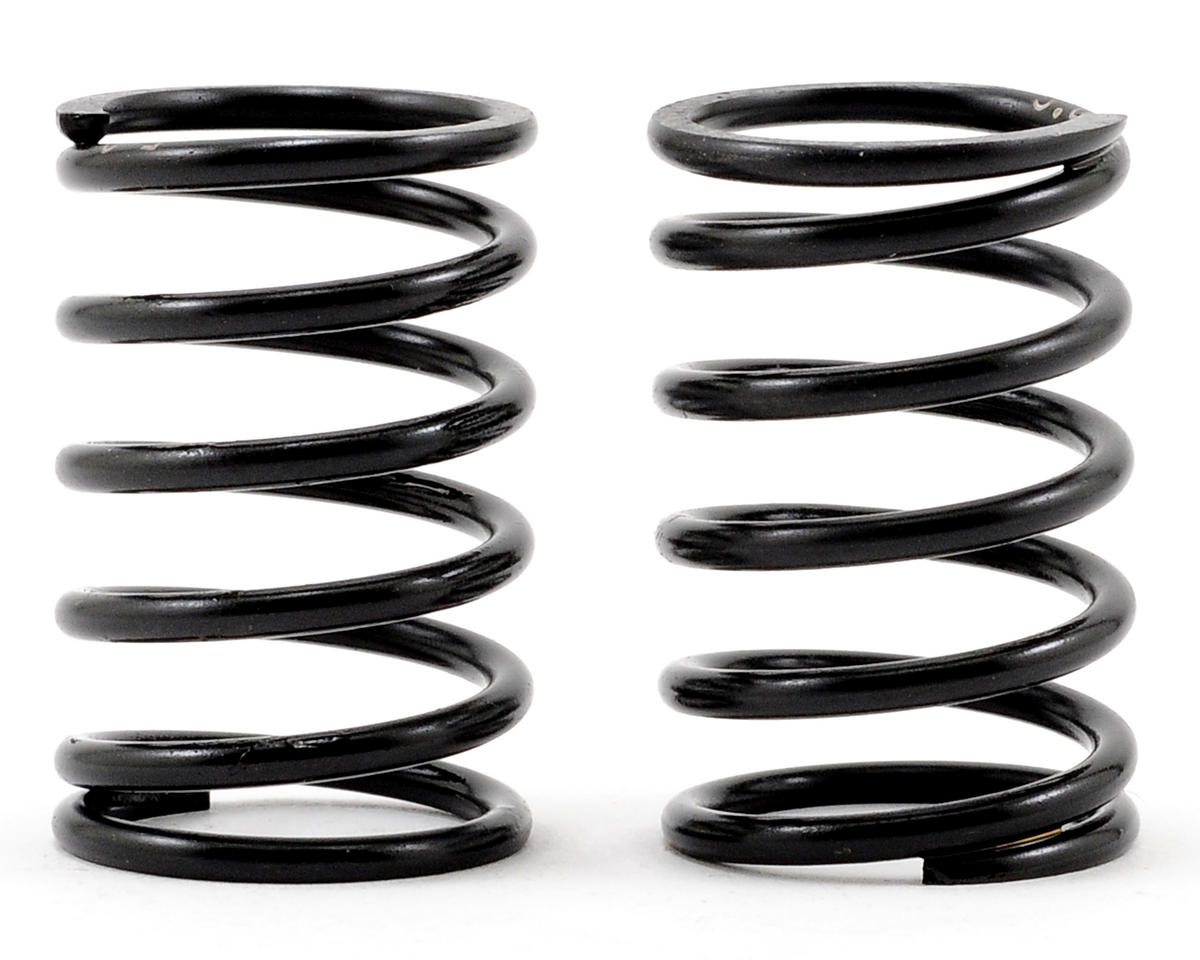Rear Shock Spring Set (C=5.0) (2) by XRAY