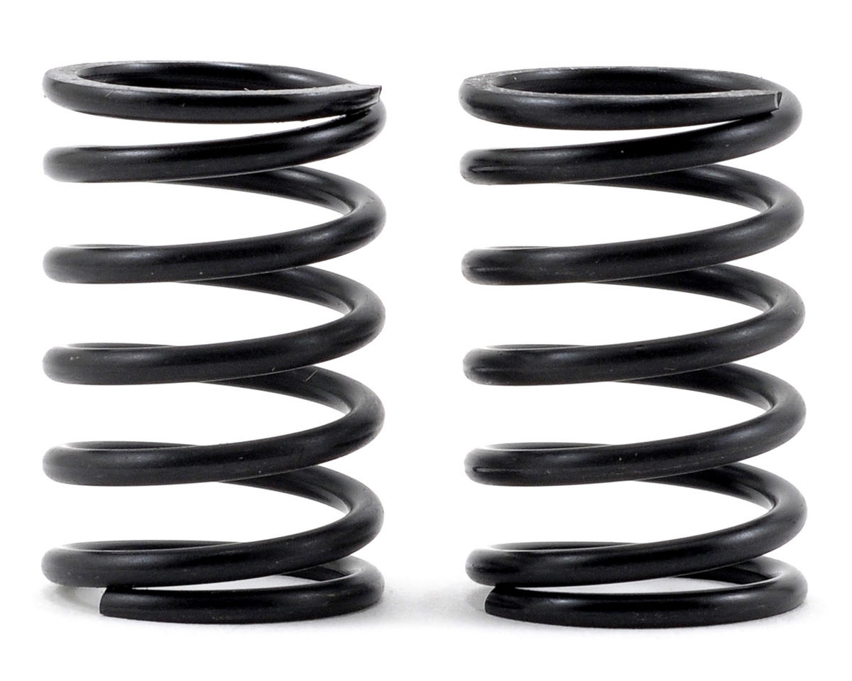 Rear Shock Spring Set (C=6.3) (2) by XRAY