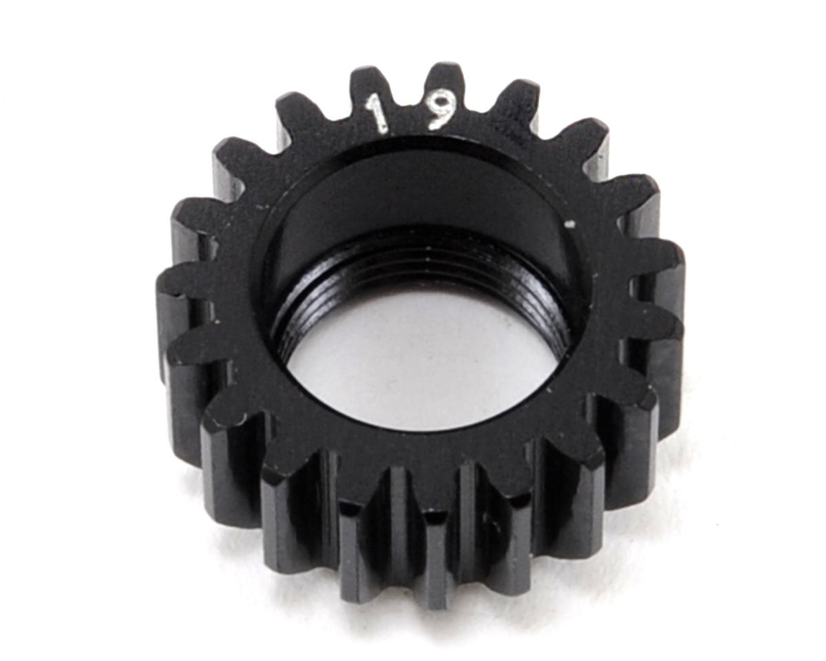 XRAY Aluminum XCA Large 1st Gear Pinion (19T)