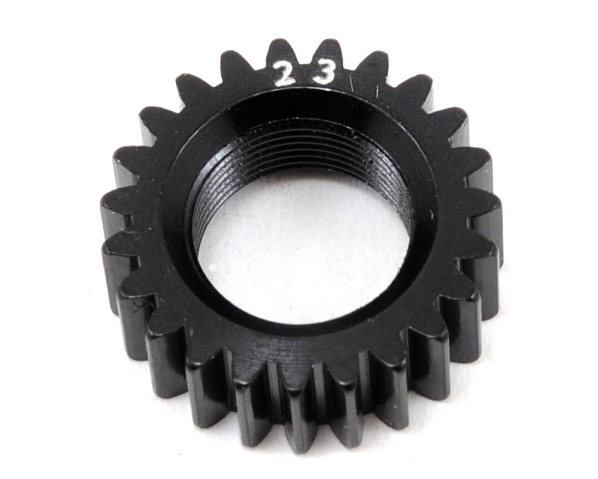 Aluminum XCA Large 2nd Gear Pinion (23T) by XRAY
