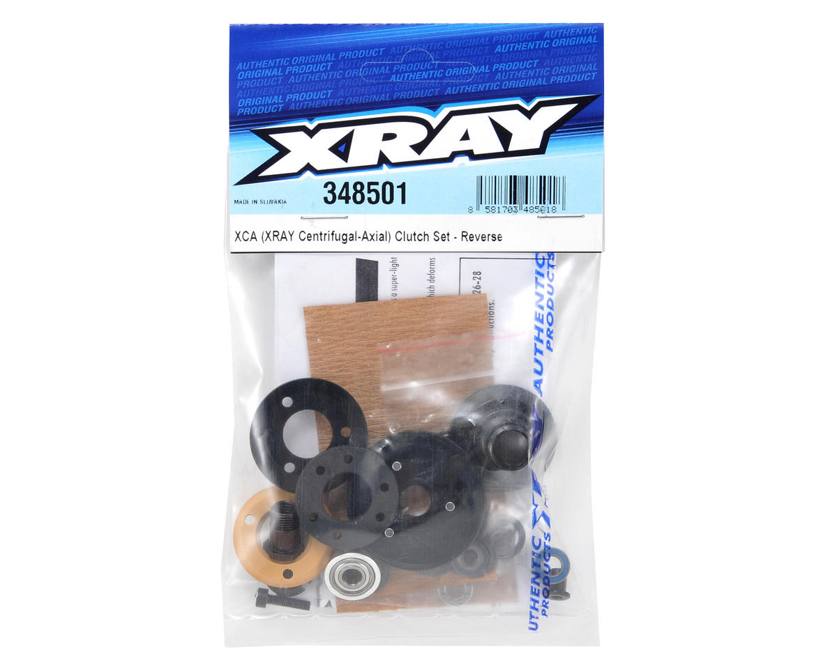 XCA Reverse Clutch Set by XRAY