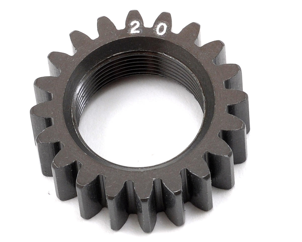 XRAY Aluminum Hard Coated Pinion Gear (20T) (2nd)