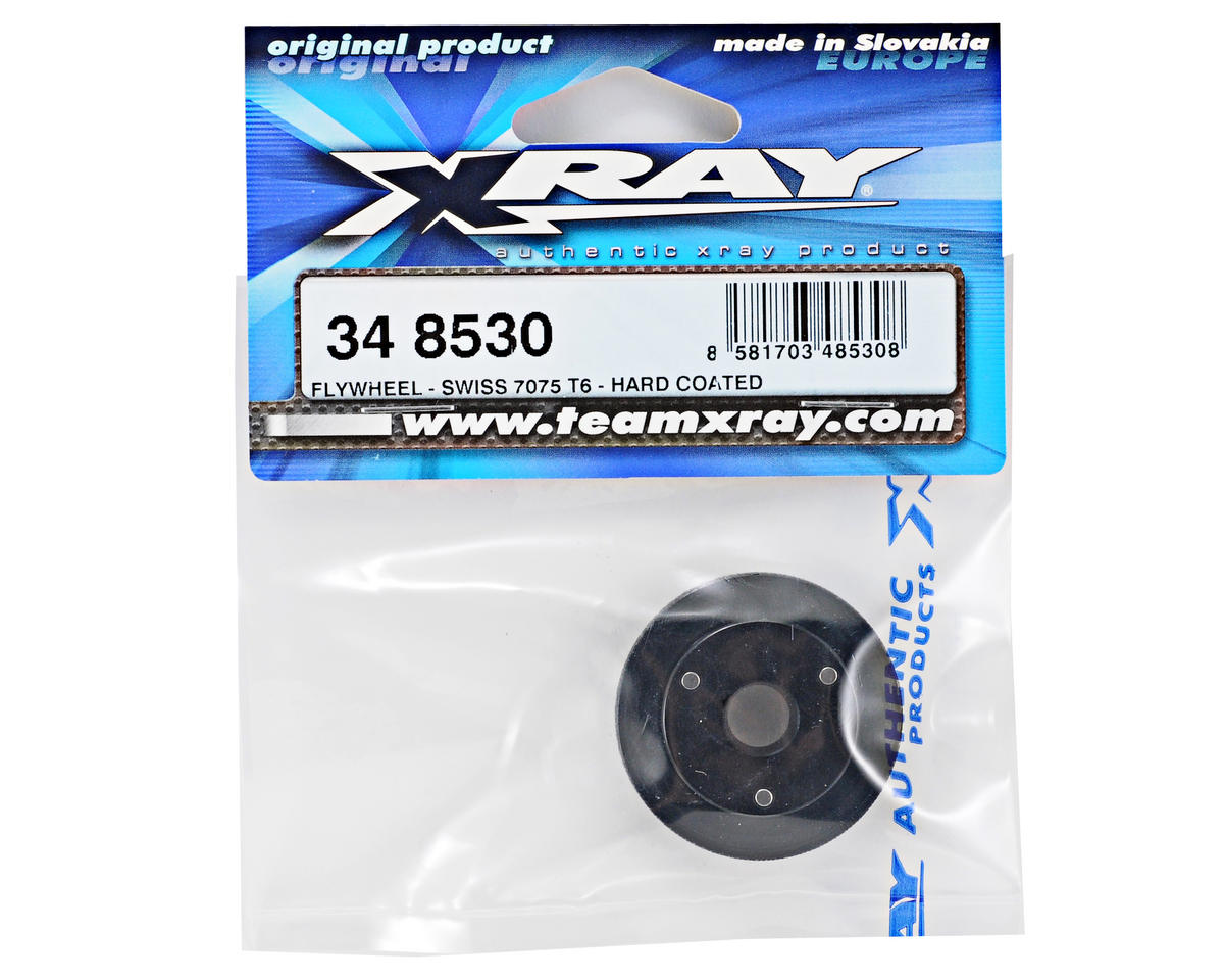 XRAY Aluminum Hard Coated XCA Flywheel