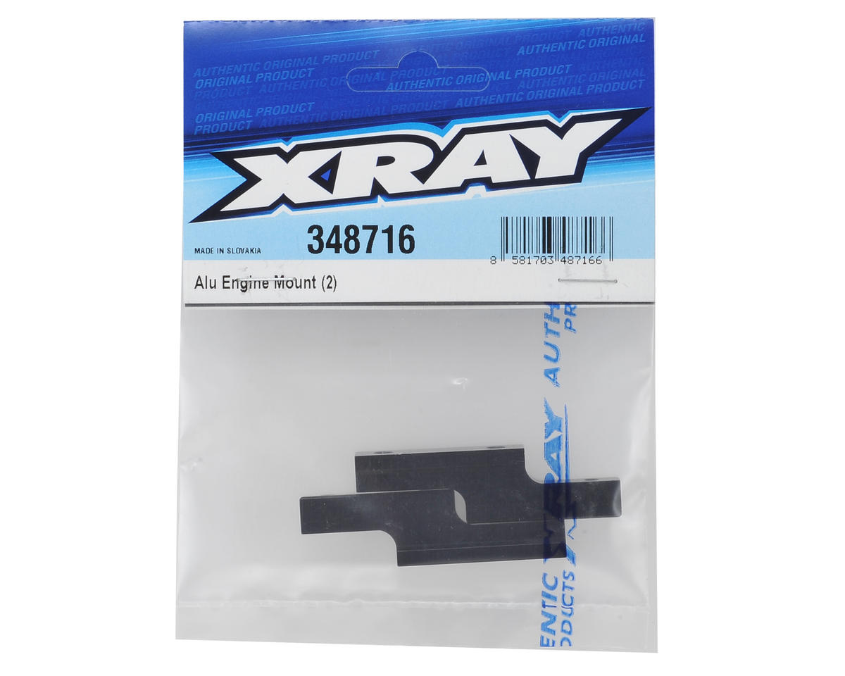 XRAY Aluminum Engine Mount (2)