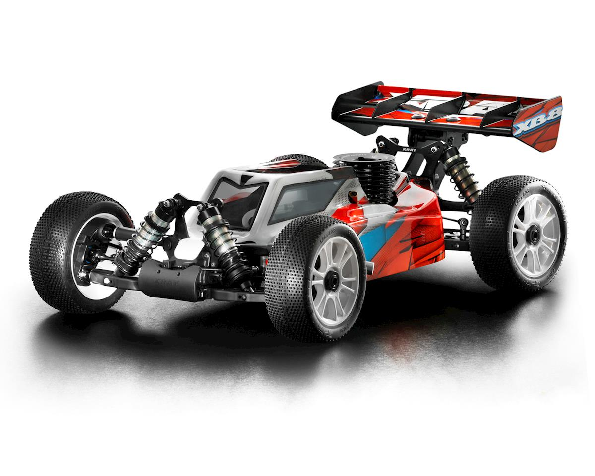 XRAY XB8 2017 Spec 1/8 Off-Road Nitro Buggy Kit
