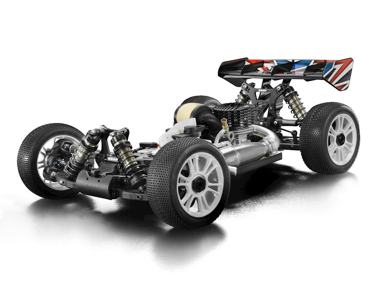 XB8 2018 Spec 1/8 Off-Road Nitro Buggy Kit