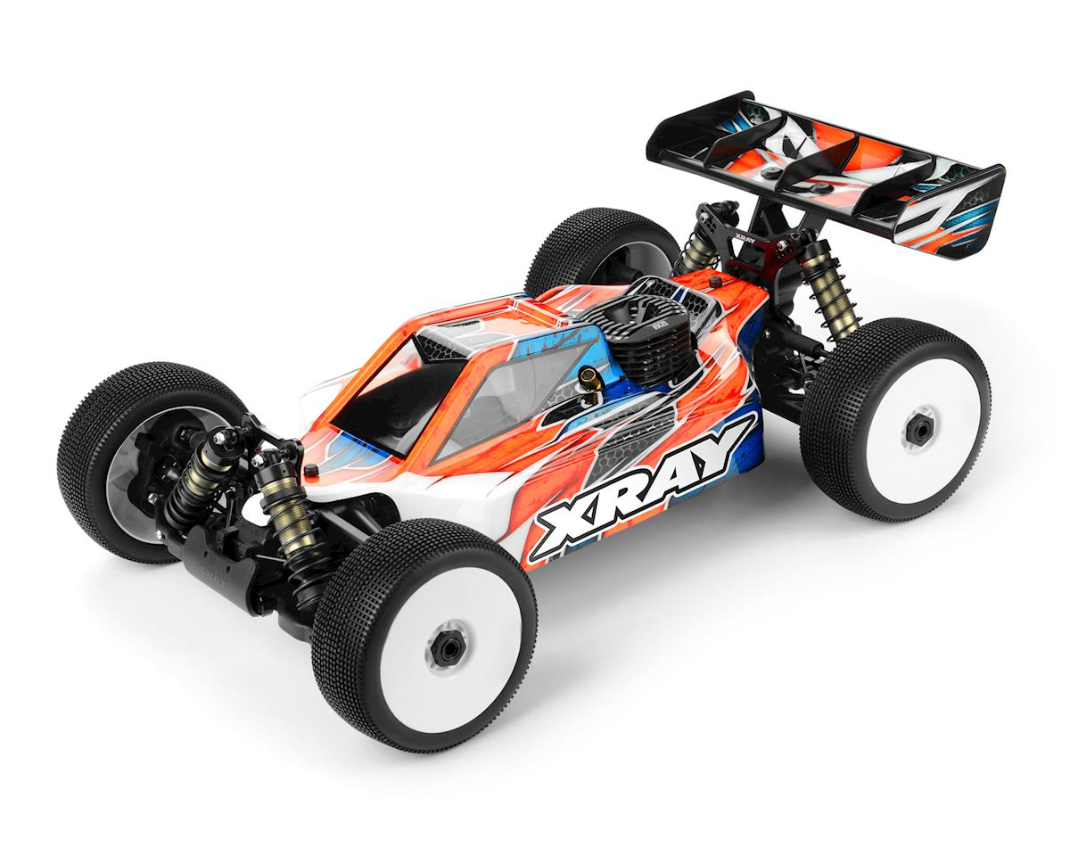 XRAY XB8 2019 Spec 1/8 Off-Road Nitro Buggy Kit