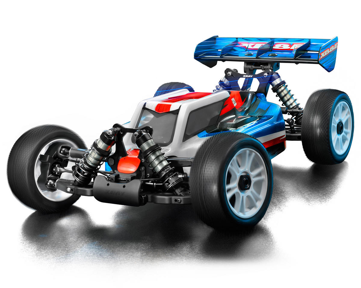 XRAY XB8E 2016 Spec Luxury 1/8 Electric Off-Road Buggy Kit