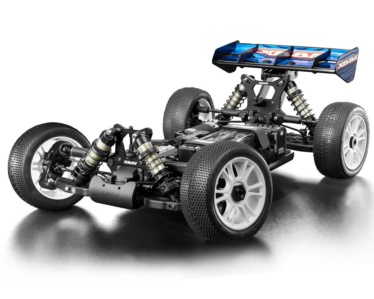 XRAY XB8E 2016 Spec Luxury 1/8 Electric Off-Road Buggy Kit ...