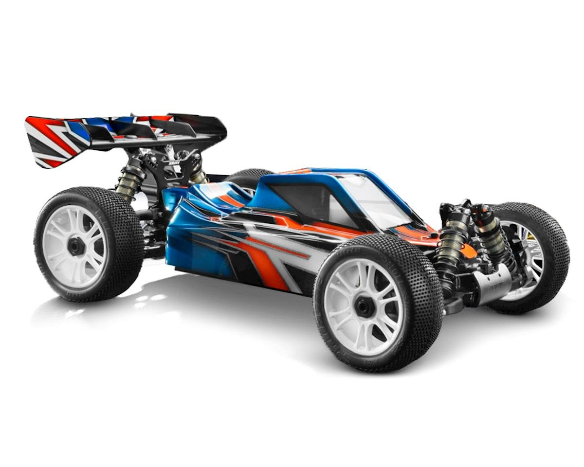 XB8E 2018 Spec Luxury 1/8 Electric Off-Road Buggy Kit