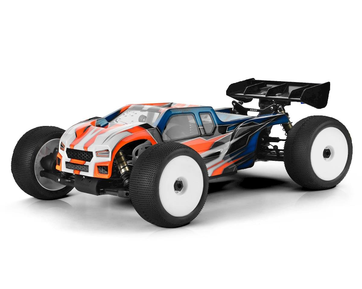 XT8 2017 Spec 1/8 4WD Nitro Truggy Kit by XRAY