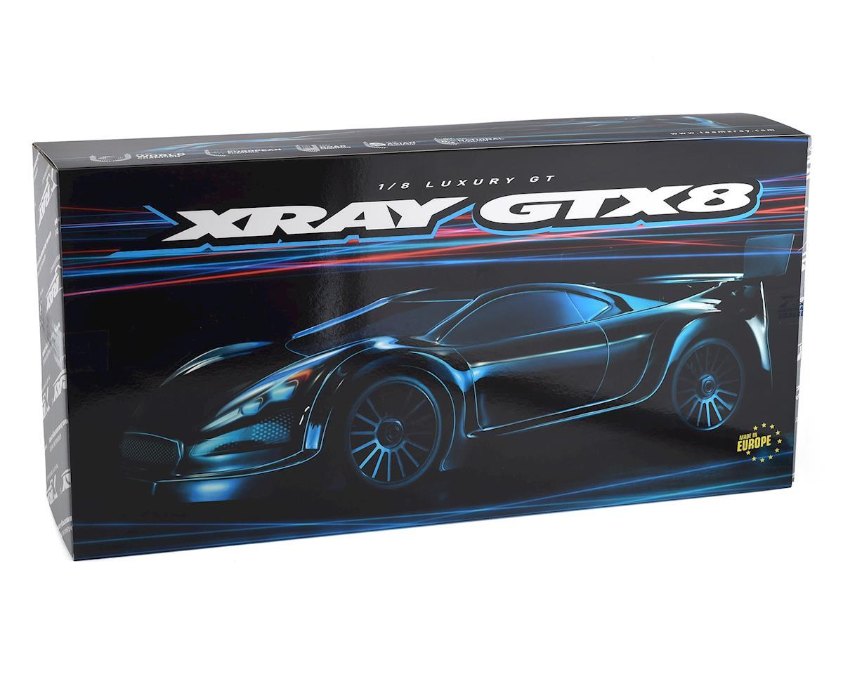 XRAY GTX8.2 1/8 GT Nitro On-Road Touring Car Kit