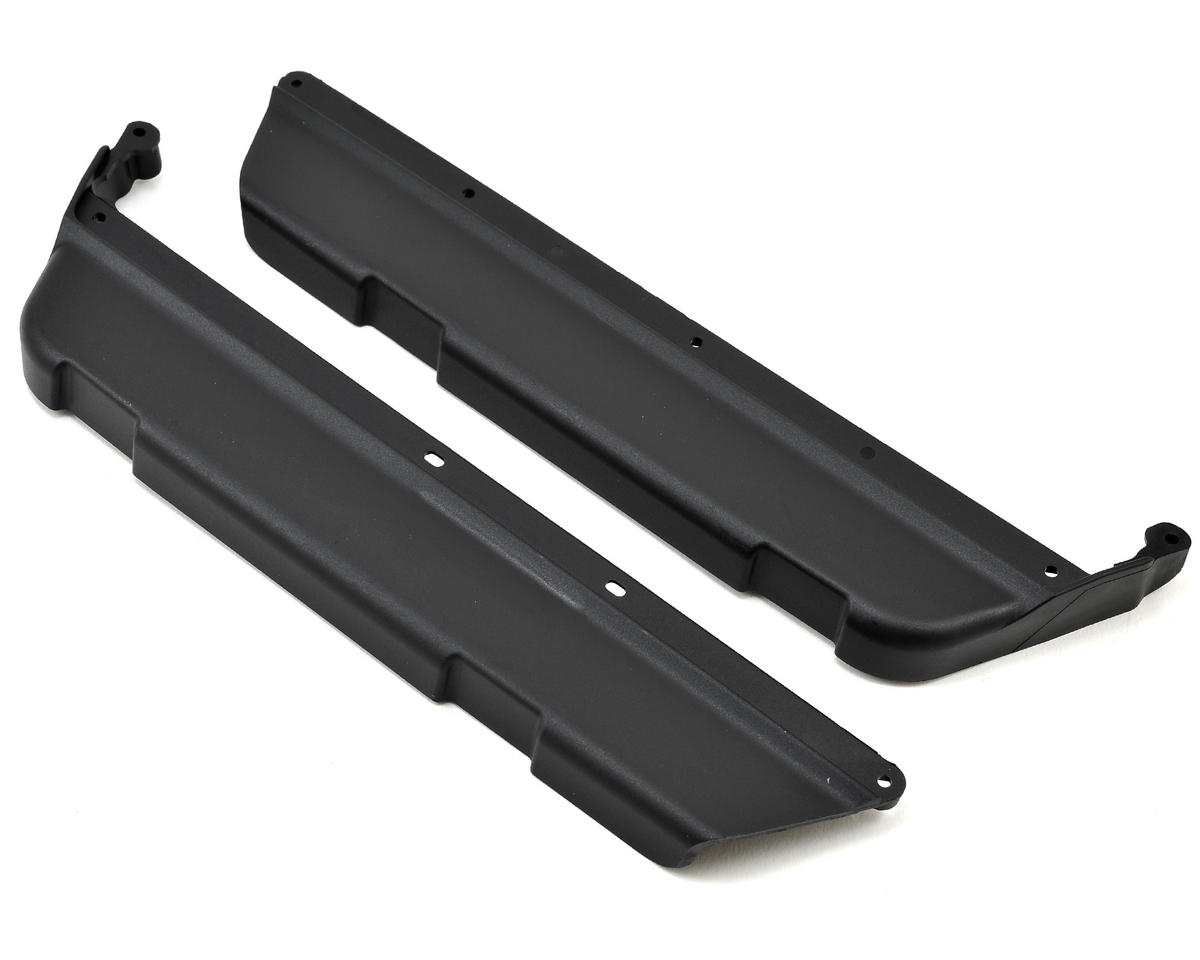 XRAY XB8 Chassis Side Guard Set (No Rib)