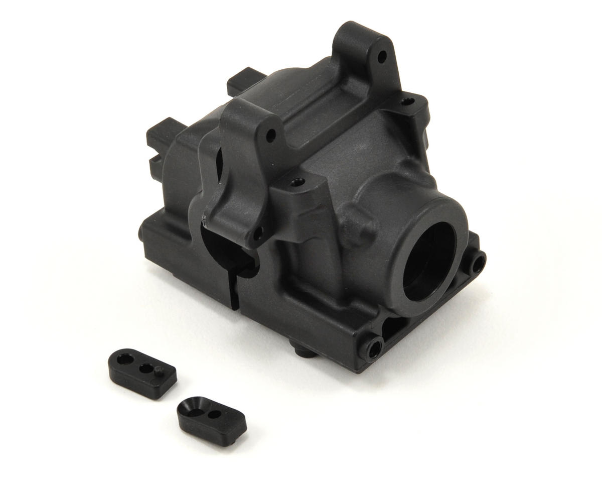 XRAY XB9E Front/Rear Differential Bulkhead