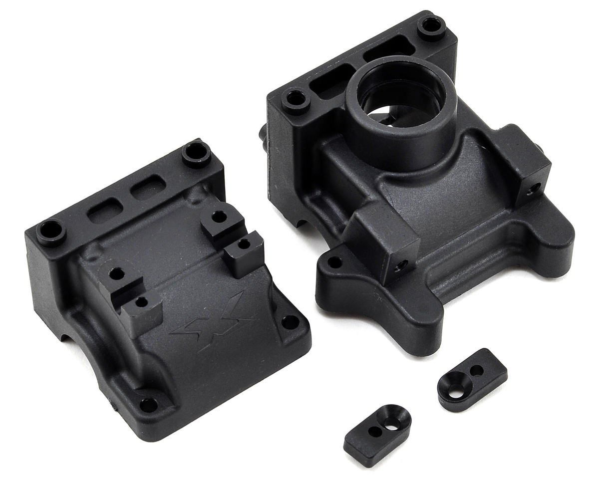 XRAY XB8 Differential Bulkhead Block Set