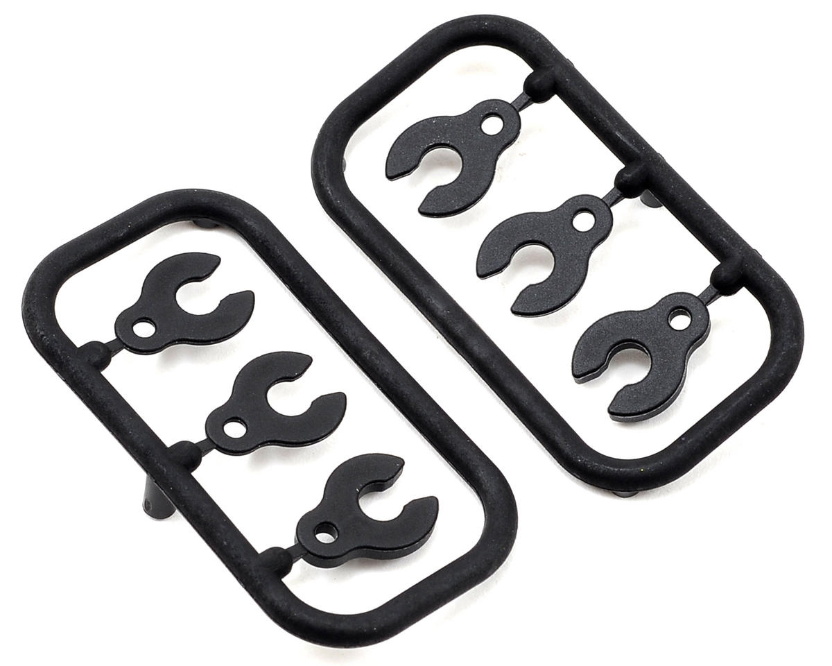 XRAY XB8 Caster Clip Set (2) [XRA352381] | Cars & Trucks - AMain Hobbies