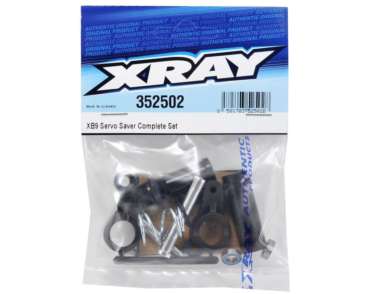 XRAY Complete Servo Saver Set