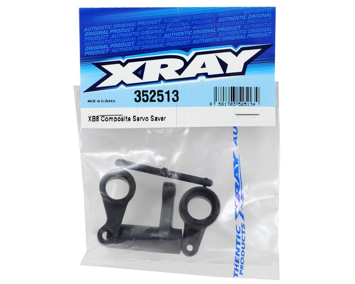 XRAY XB8 Composite Servo Saver