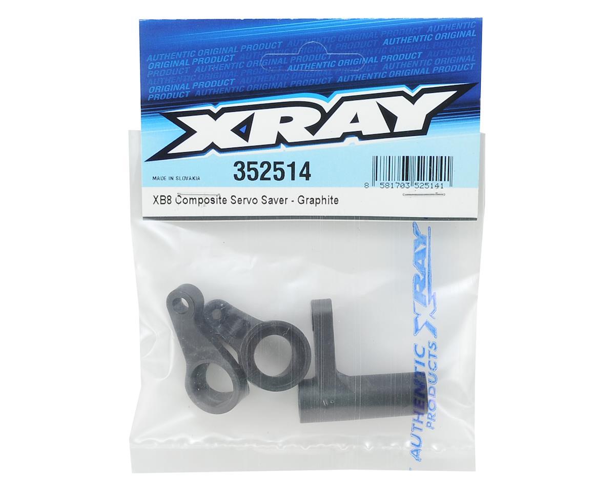 XRAY Graphite XB8 Servo Saver