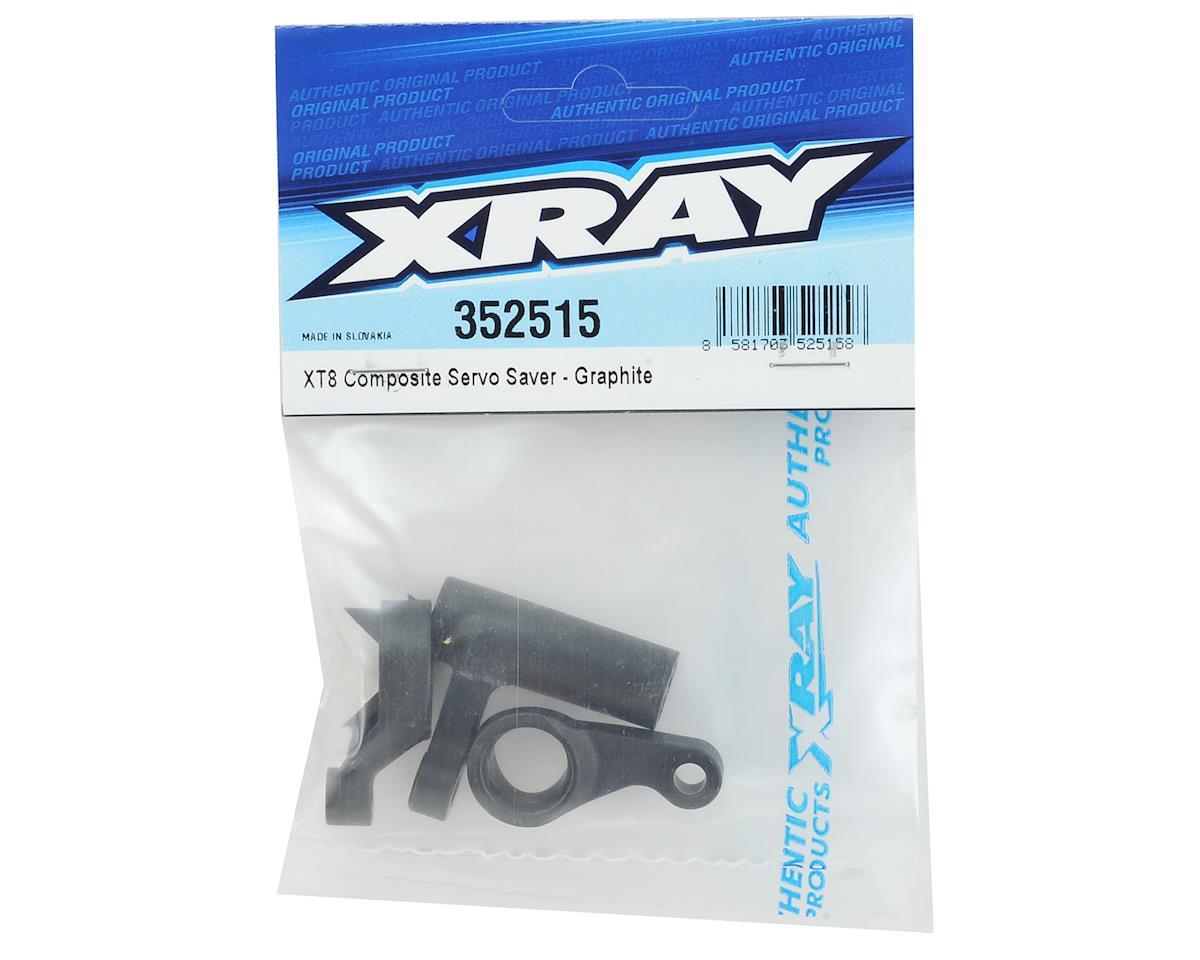XRAY XT8 Graphite Composite Servo Saver