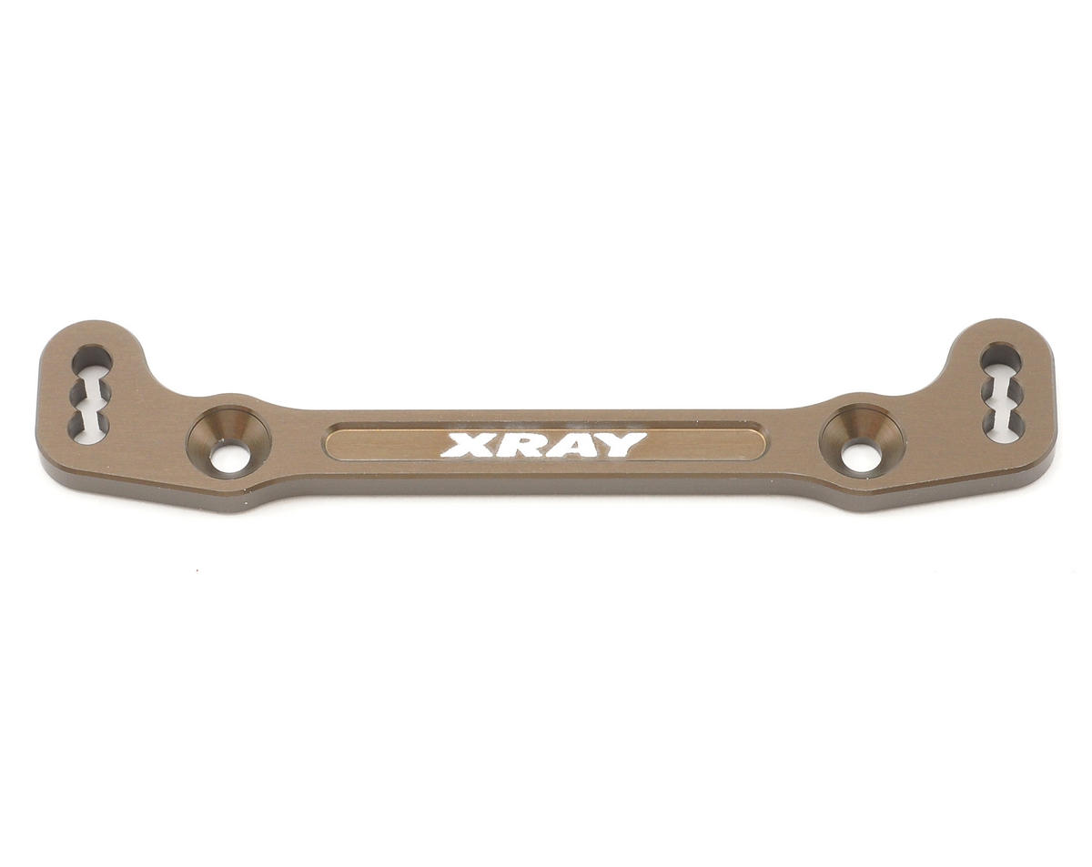 XRAY 3mm Aluminum Steering Plate (XB808)