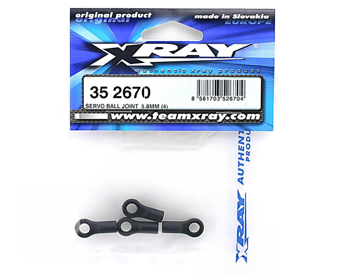 XRAY Servo Ball Joint 5.8mm (4)