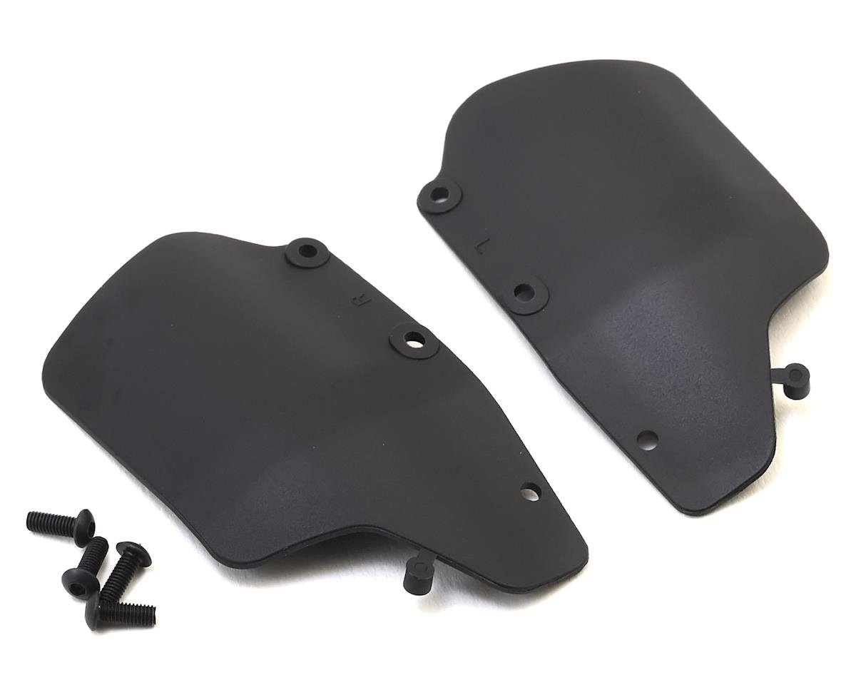 XRAY XB8 2018 Composite Rear Mud Protector Set